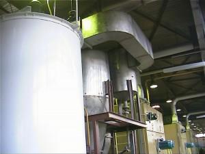 binder separation devices