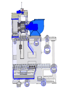 3D CAPPA RECUPERATORE DISEGNO L1125 006