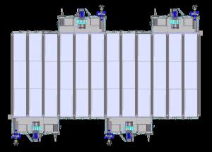7-disegno delle sezioni alternate
