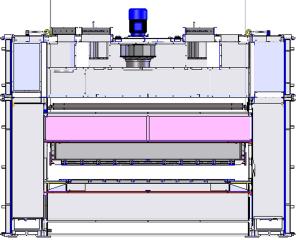 Disegno sezione nuovo forno IMMAGINE SITO SICAM 002b